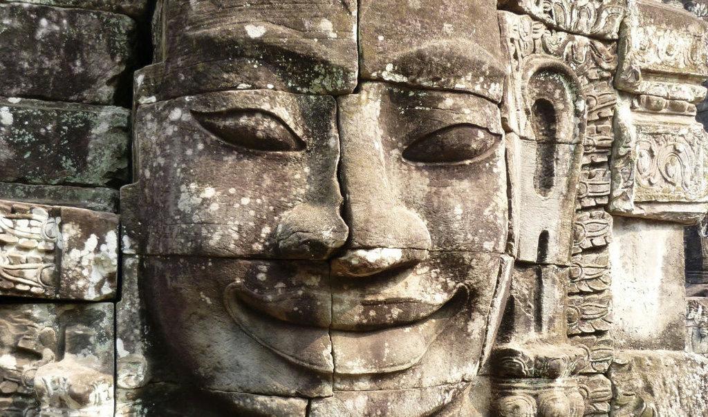 世界遺産検定 バイヨン寺院