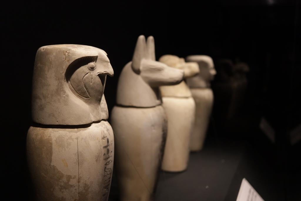 古代エジプト展-天地創造の神話-